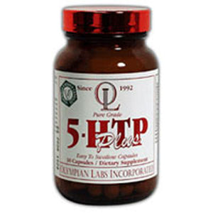 5 HTP Plus 30 caps by Olympian Labs (2588974383189)