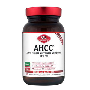 AHCC 60 caps by Olympian Labs (2588974579797)