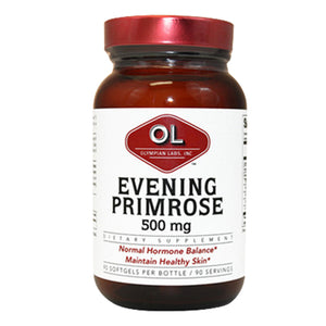 Evening Primrose Oil 90 sg by Olympian Labs (2588976021589)