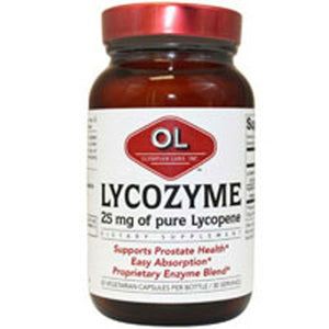 Lycozyme Extra Strength 60 caps by Olympian Labs