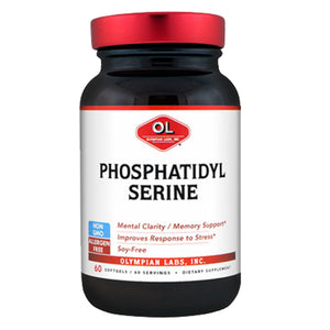 Phosphatidylserine Complex 60 softgels by Olympian Labs