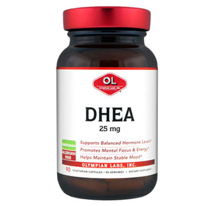 DHEA 90 Caps by Olympian Labs (2588990799957)