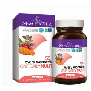 Every Woman's One Daily 55+ 96 Tabs by New Chapter