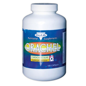 Oxylife Orachel-Cardio 180 CP EA by Oxylife Products (2584030576725)