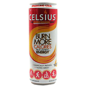Celsius Cola 12/12oz by Celsius (2590258528341)