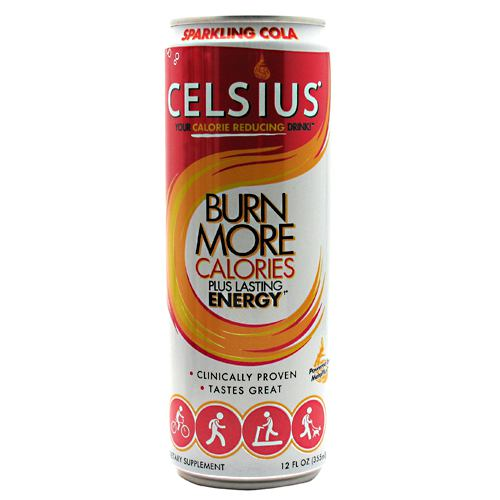 Celsius Cola 12/12oz by Celsius