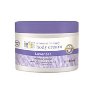 Aromatherapy Body Cream Lavender 8 Oz by Aura Cacia (2588938010709)