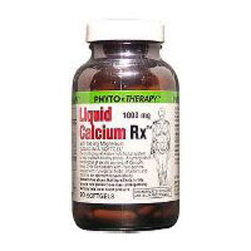 Liquid Calcium Rx 180 SG EA by Phyto Therapy