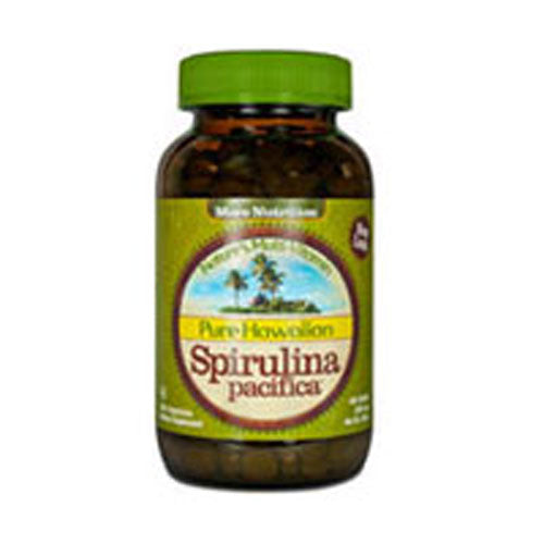 Hawaiian Spirulina 200 Tabs by Nutrex