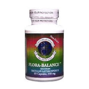 Flora Balance 60 CAP by ODonnell Formulas (formerly International Biotech) (2588688154709)