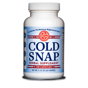 Cold Snap 120 Caps  by OHCO (Oriental Herb Company) (2584104304725)