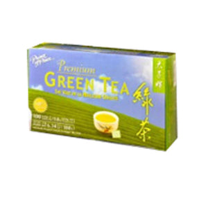 Premium Green Tea 100bg by Prince Of Peace