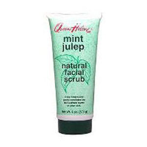 Facial Scrub MINT JULEP, 6 OZ by Queen Helene (2584030969941)