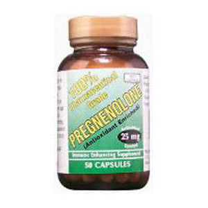 PREGNENOLONE Caps 50 by Only Natural