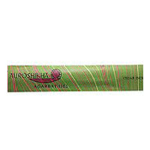 Incense Cedar 10 grams by Auroshikha Candles and Incense