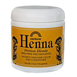 Henna PERSIAN BLONDE, 4 OZ by Rainbow Research (2588880896085)