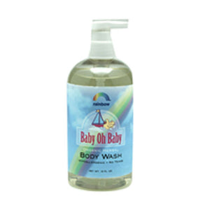 Baby Oh Body Wash Scented 16 Oz by Rainbow Research