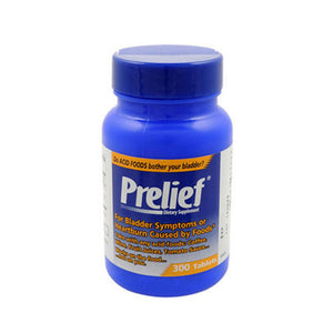 Prelief Dietary Supplement 300 Caps by Prelief (2584105123925)