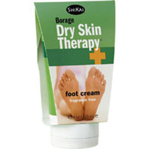 Borage Dry Skin Therapy Foot Cream 4.2 oz by Shikai (2588876701781)