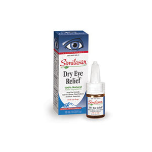 Similasan Dry Eye Relief 20 Dose (1.3 OZ) by Similasan (2584018092117)