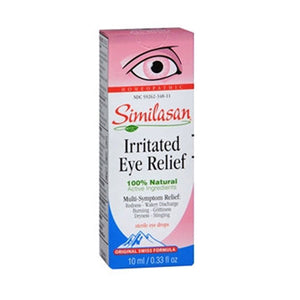 Similasan Irritated Eye Relief Drops 0.33 oz by Similasan (2584117215317)