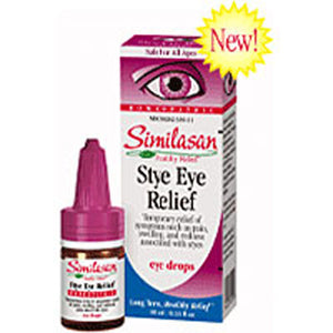 Similasan Stye Eye Relief Drops 0.33 oz by Similasan (2584197627989)