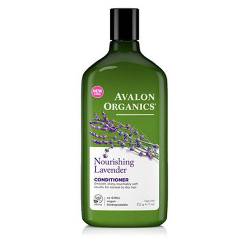 Organic Nourishing Conditioner Lavender 11 Oz by Avalon Organics