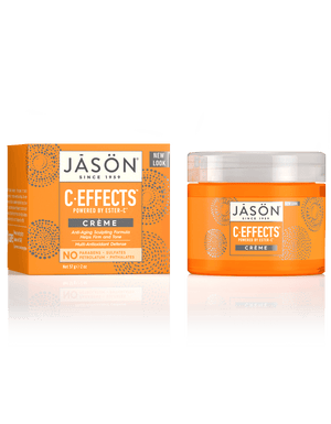 Ester-C Cream Perfect Solutions 2 FL Oz by Jason Natural Products (2583991681109)