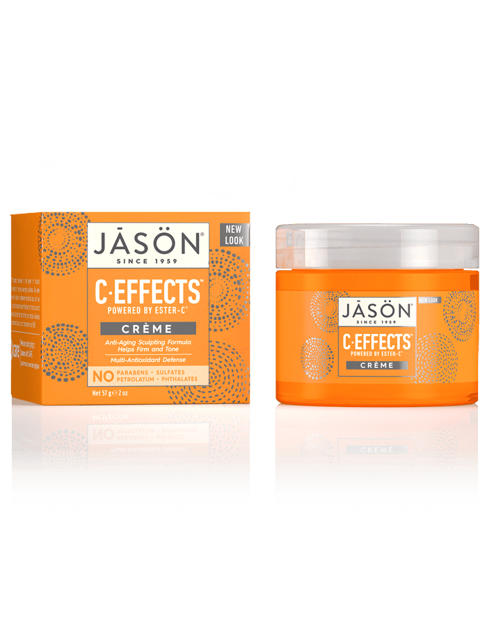 Ester-C Cream Perfect Solutions 2 FL Oz by Jason Natural Products