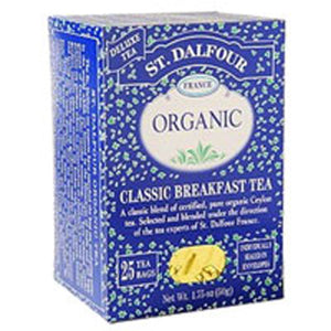 Classic Breakfast Tea 25 CT by St.Dalfour