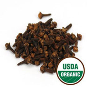Organic Cloves Whole 1 Lb by Starwest Botanicals (2588947316821)
