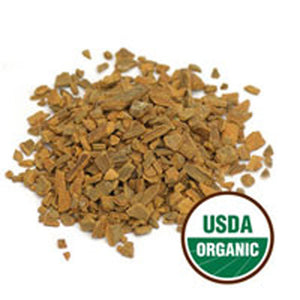 Organic Cinnamon 1 lb. (1/4 inches cut) by Starwest Botanicals