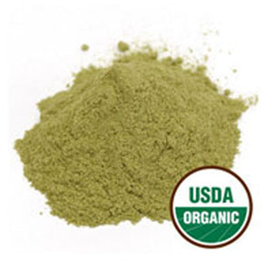 Organic Wheatgrass Powder 1 Lb by Starwest Botanicals