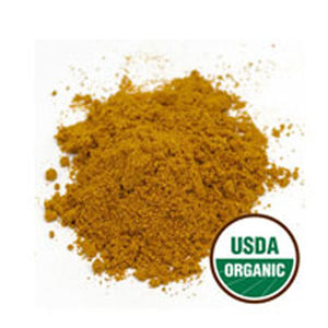 Organic Curry Powder 1 Lb by Starwest Botanicals