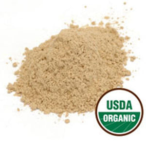Organic Slippery Elm Bark Powder 1 Lb by Starwest Botanicals