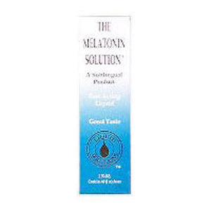 Melatonin Solution 2 Oz by Sublingual