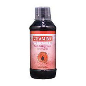 Vitamin-C Solution 8 OZ by Sublingual