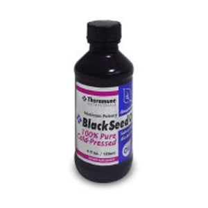 Black Seed Oil 8 Oz by Amazing Herbs (2584210931797)