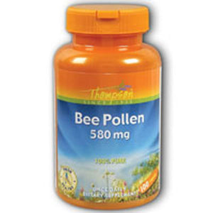 Bee Pollen 100 Tabs by Thompson (2584057282645)