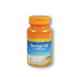 Borage Oil 30 Sftgls by Thompson (2584057446485)