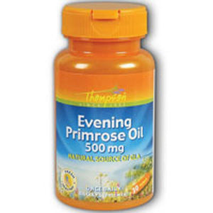 Evening Primrose Oil 30 Sftgls by Thompson