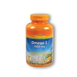 Omega-3 Fish Oil 100 Sftgls by Thompson (2588786458709)