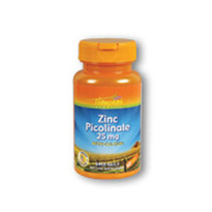 Zinc Picolinate 60 Tablets by Thompson
