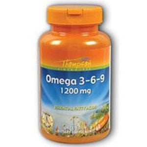 Omega 3-6-9 60 Softgels by Thompson