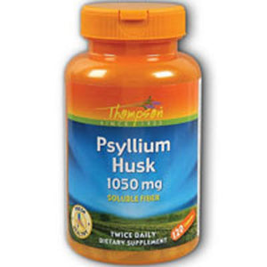 Psyllium Husk 120 Caps by Thompson (2584193892437)