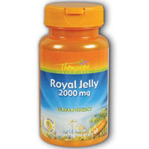 Royal Jelly 60 Caps by Thompson (2584252743765)