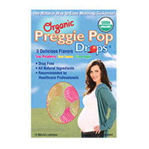 Preggie Pop Drops 12 CT by Three Lollies