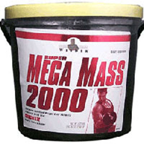Victory Super Mega Mass 2000 Chocolate 1.98 Lbs by Tigers Milk (Weider)