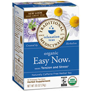 Organic Cup of Calm 16 Bags by Traditional Medicinals Teas (2588712665173)