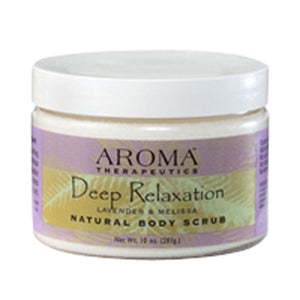 Body Scrub Deep Relaxation 10 Oz by Abra Therapeutics (2588934373461)